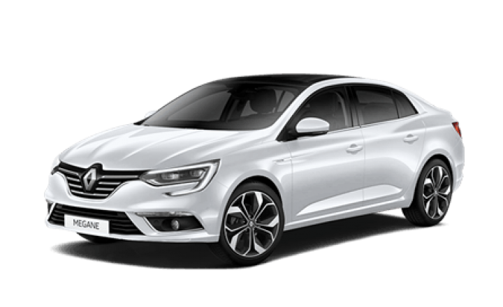 Renault Megane Sedane 2020