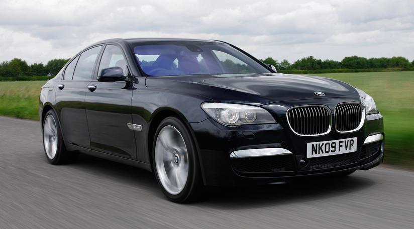 BMW 730d 2012 de inchiriat